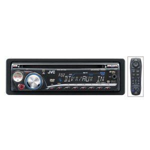 DVD MP3 Αυτοκινήτου JVC KD DV4402E